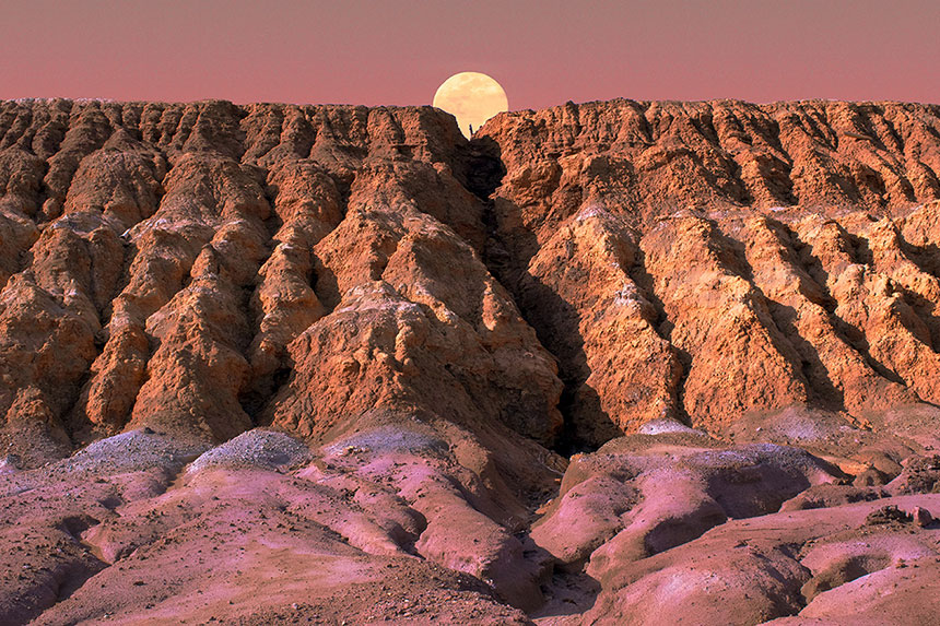 Deserts of The Future